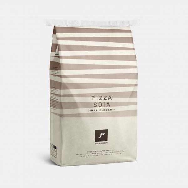 Pizza soia