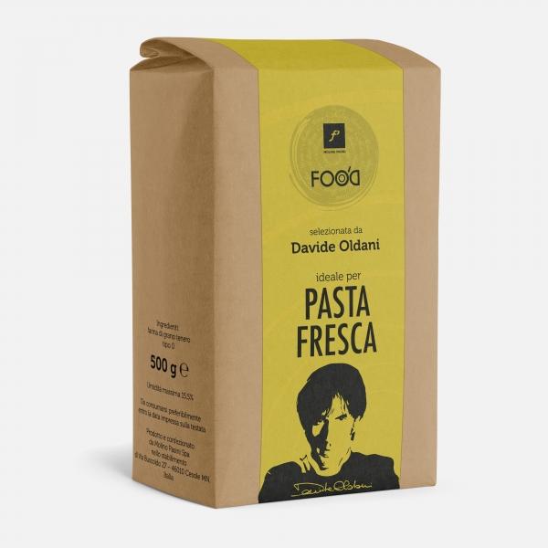 Fresh pasta flour
