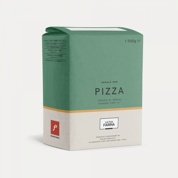 Flour for pizza